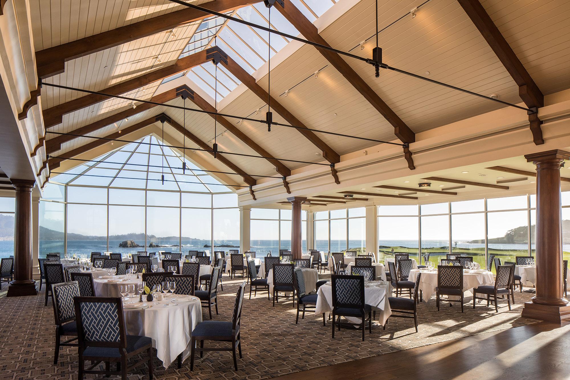 The Beach Club Dining Room