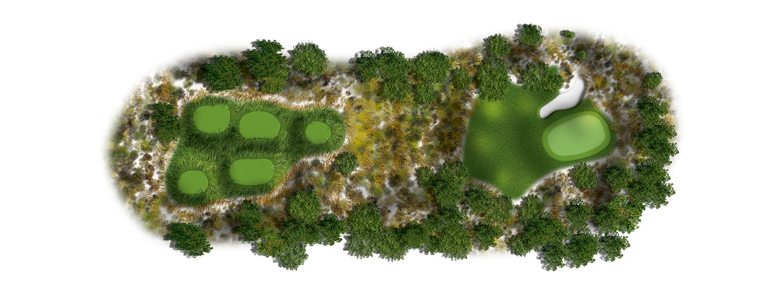 The Links at Spanish Bay golf course hole layout 04sb2016-ed