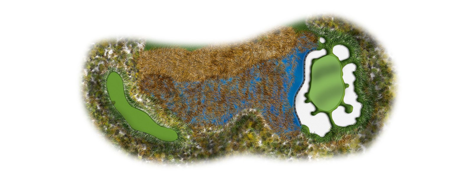The Links at Spanish Bay golf course hole layout 08sb2016-ed