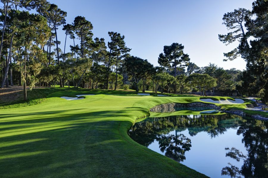 #8 Spyglass Hill, California - Most Expensive Golf Courses in the World
