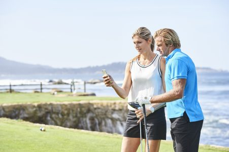 Laird Hamilton and Gabrielle Reece - Photo credit Jennifer Pottheiser
