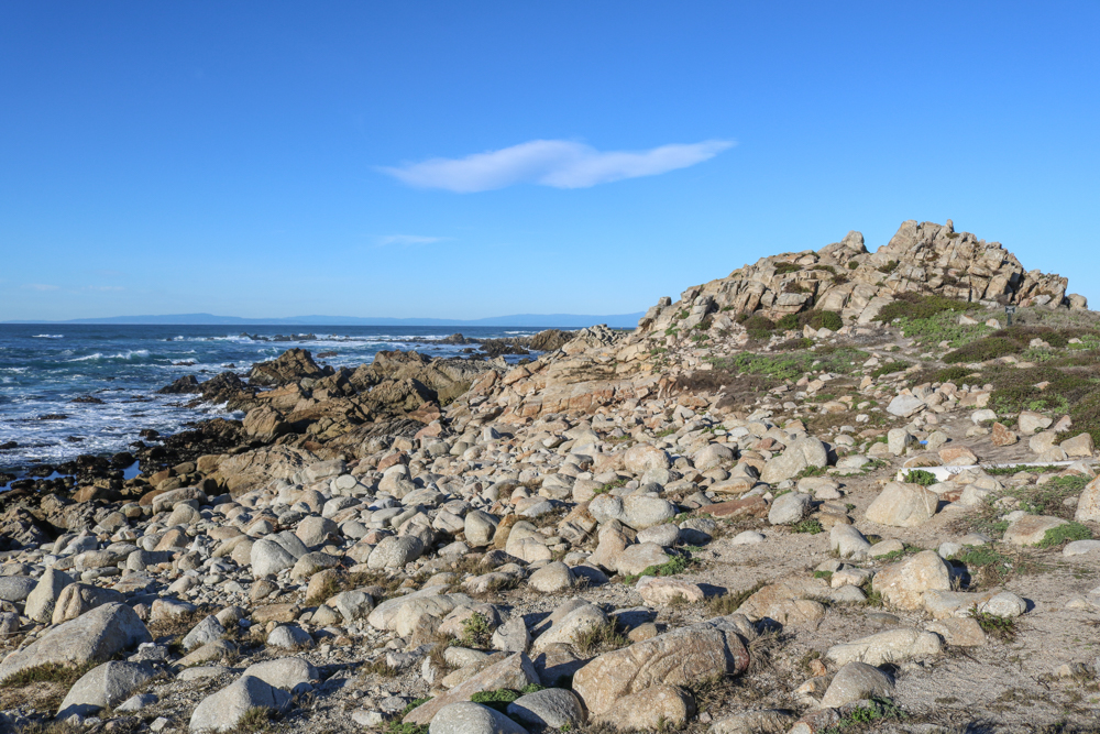 China Rock on 17-Mile Drive