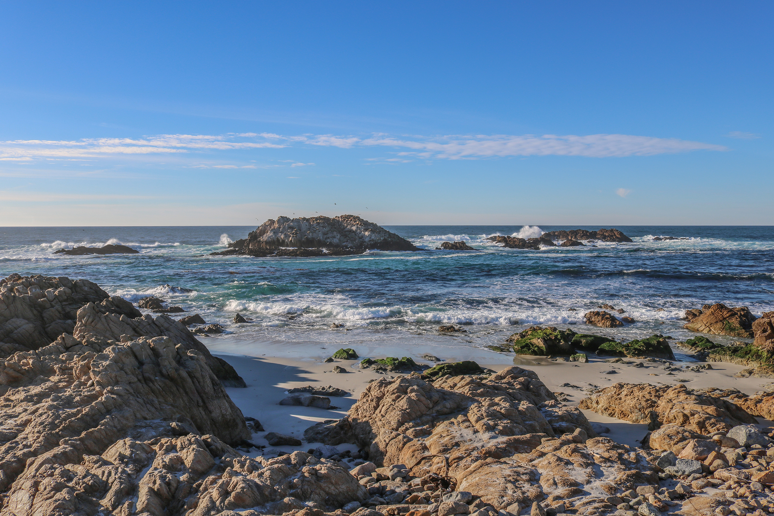 Bird Rock on 17-Mile Drive