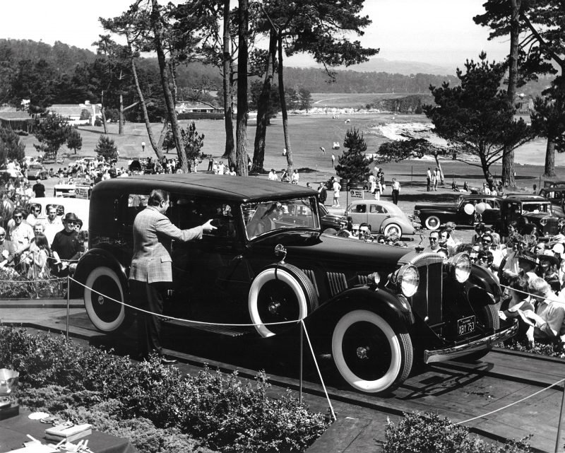 All 68 Best of Show Winners at the Pebble Beach Concours d'Elegance