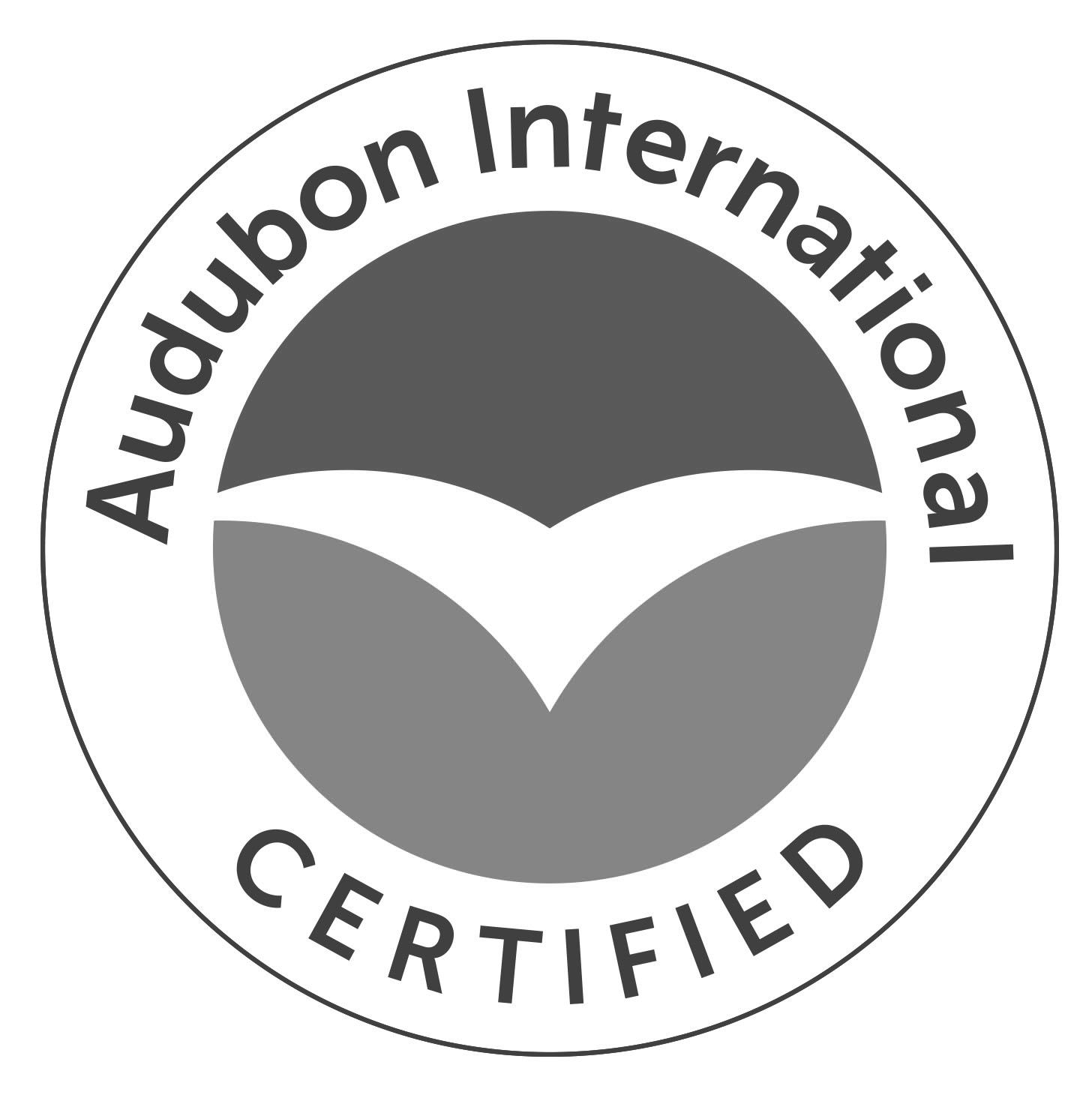 Audubon International Certification