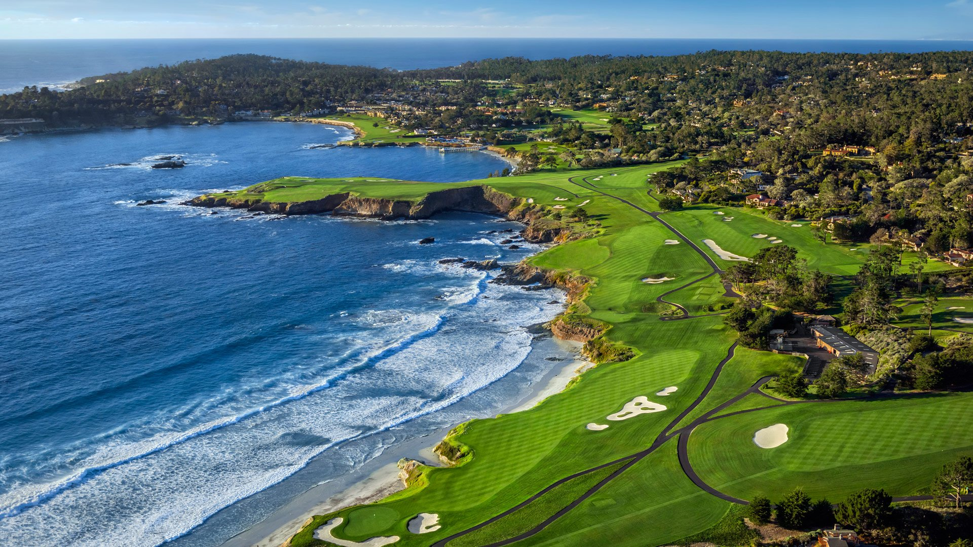 Pebble Beach Golf Links | Pebble Beach Resorts