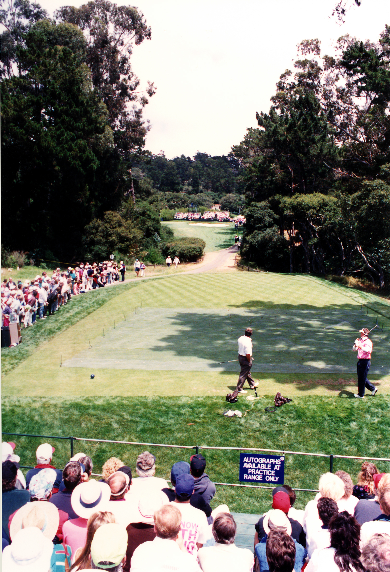 5th hole 1992 us open