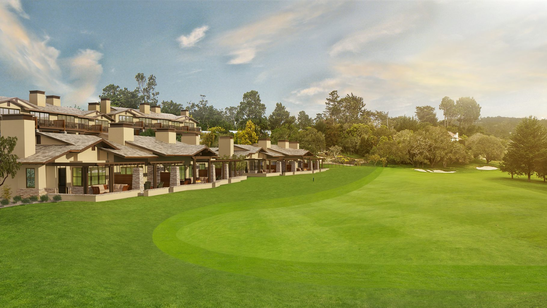 Introducing a New Experience at Pebble Beach: Fairway One ...