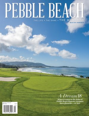 2017 Pebble Beach: The Magazine