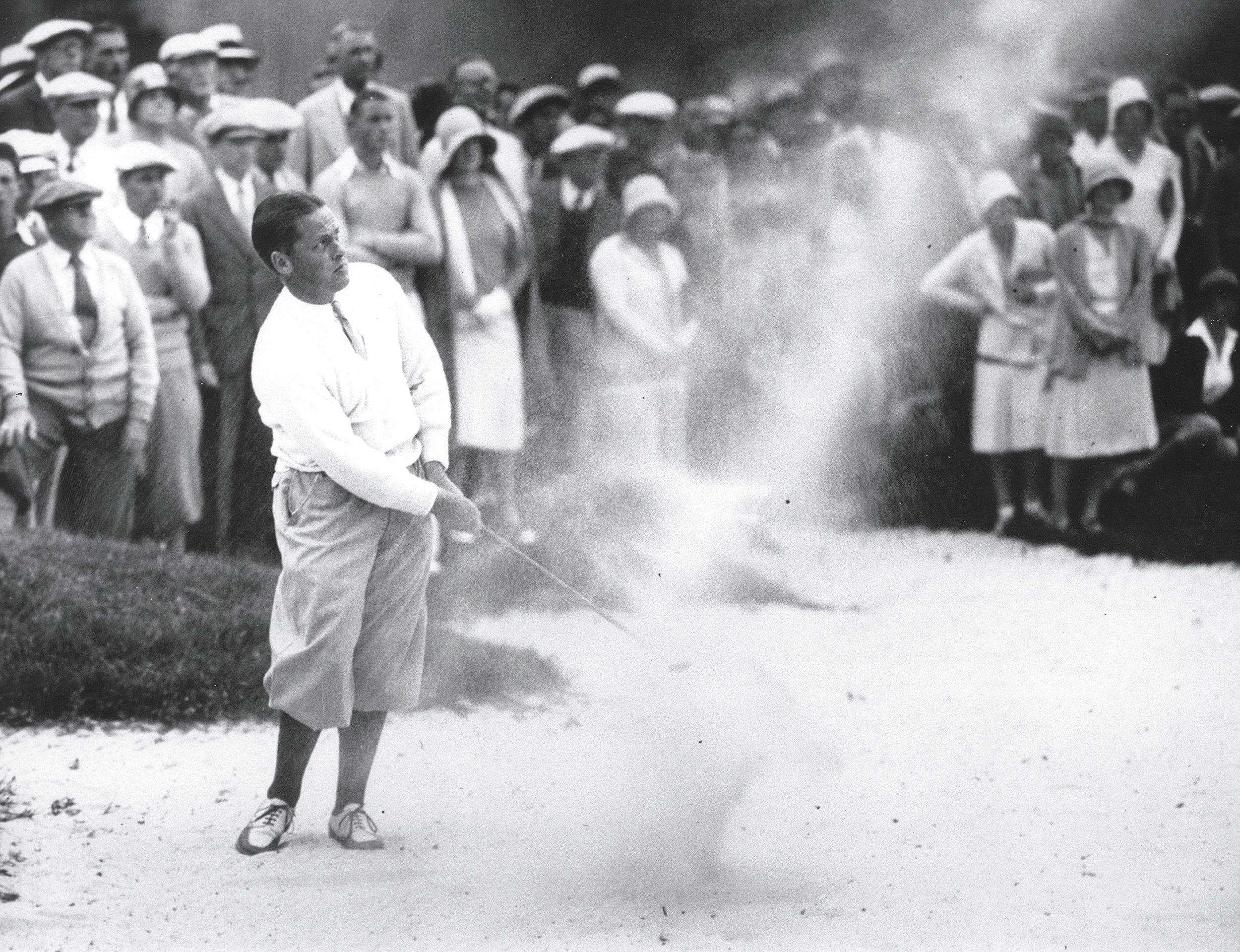 Bobby Jones Pebble Beach 1929 U.S. Amateur