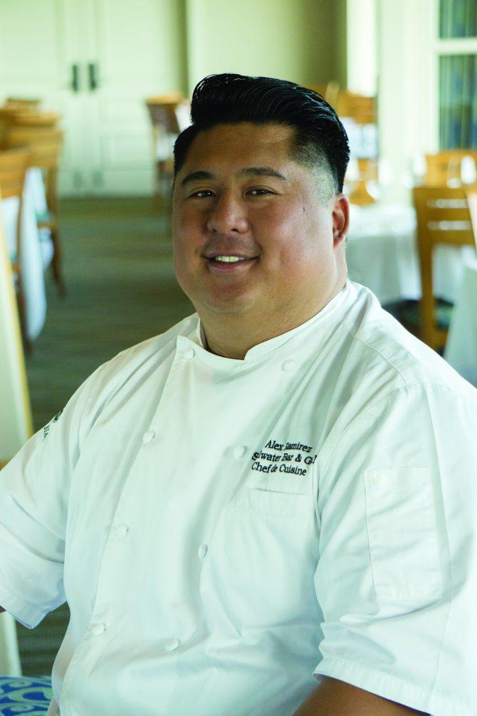 Chef Alex Ramierez