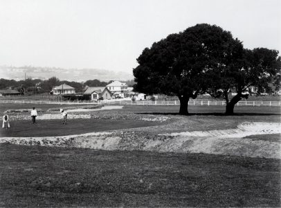 Historic photo of Del Monte Golf Course
