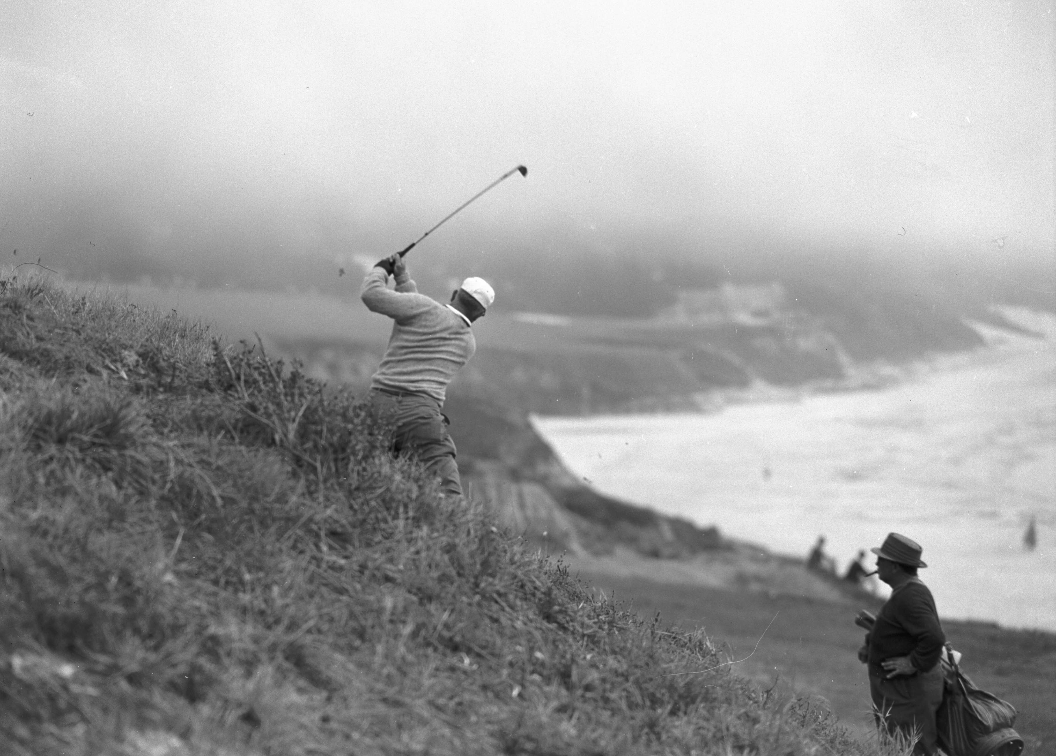 Nicklaus Pebble Beach 1961 U.S. Amateur
