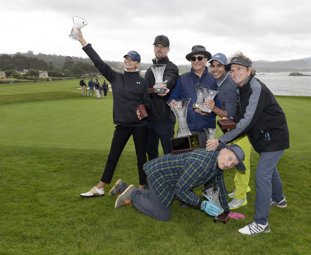 Team Murray - 3M Celebrity Challenge