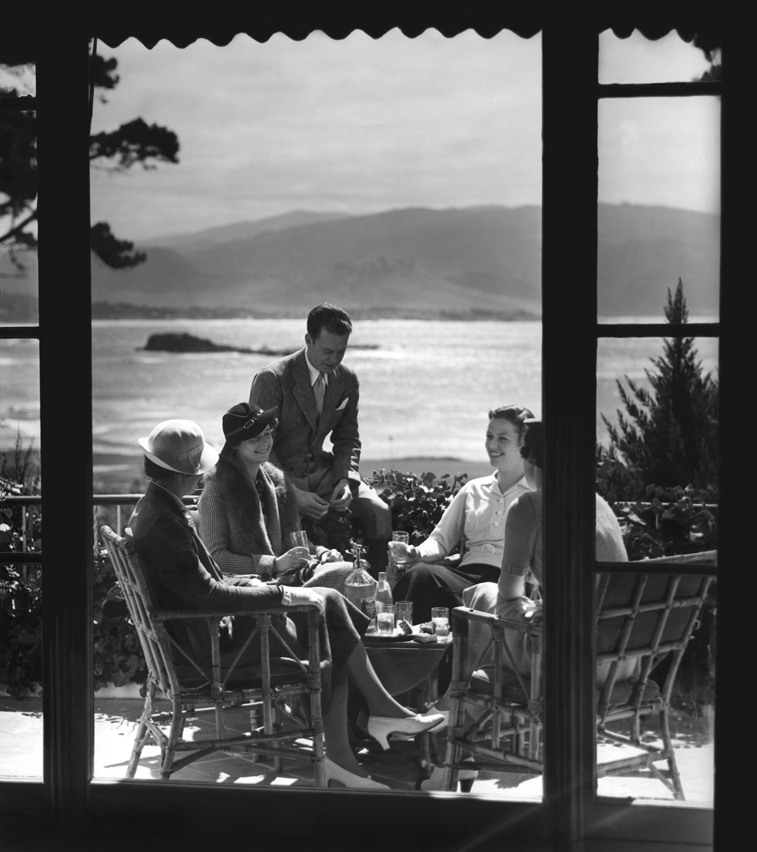 The Cypress Room at Pebble Beach
