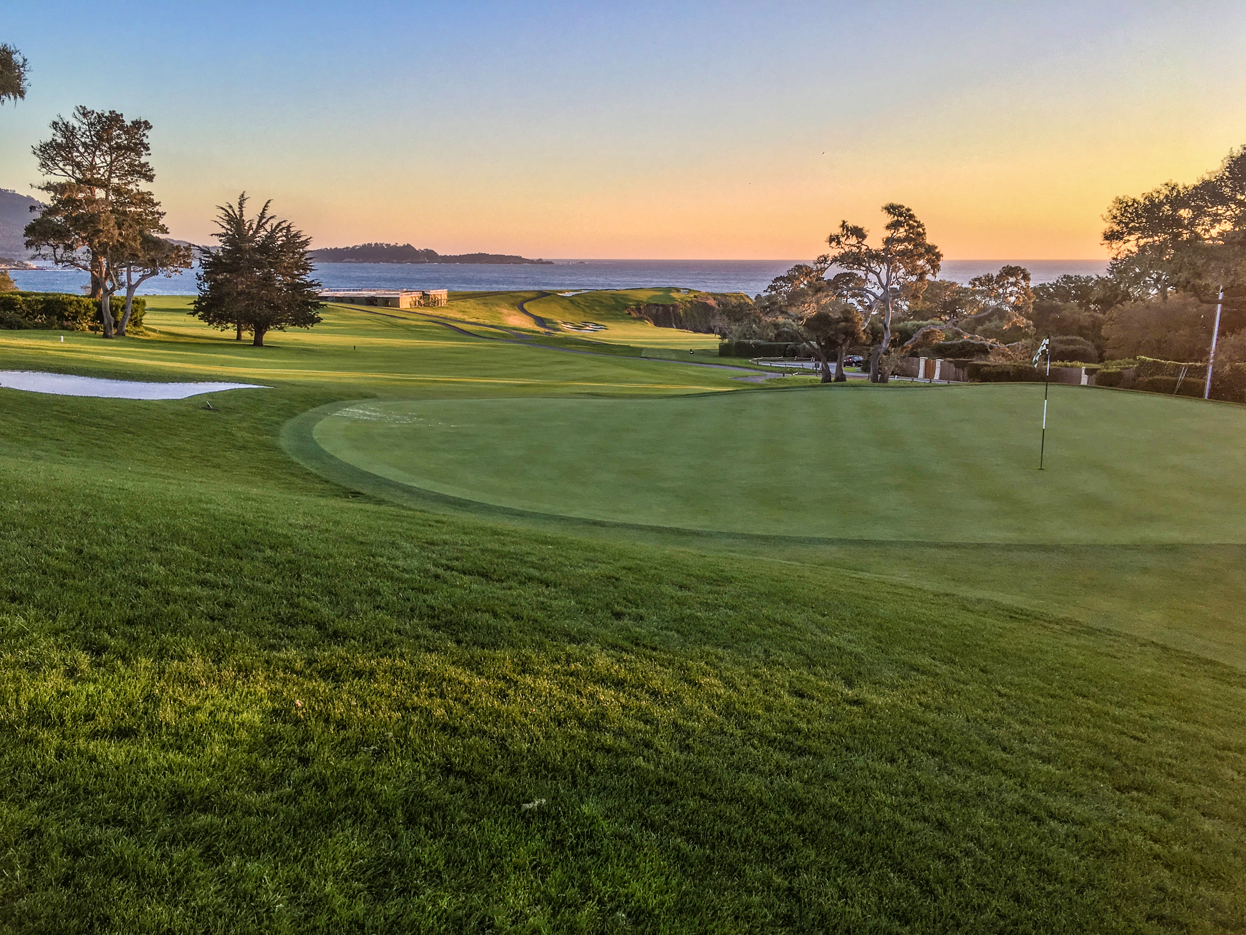 Golf's Greatest Zip Code: A Tour of the Courses on 17-Mile ...