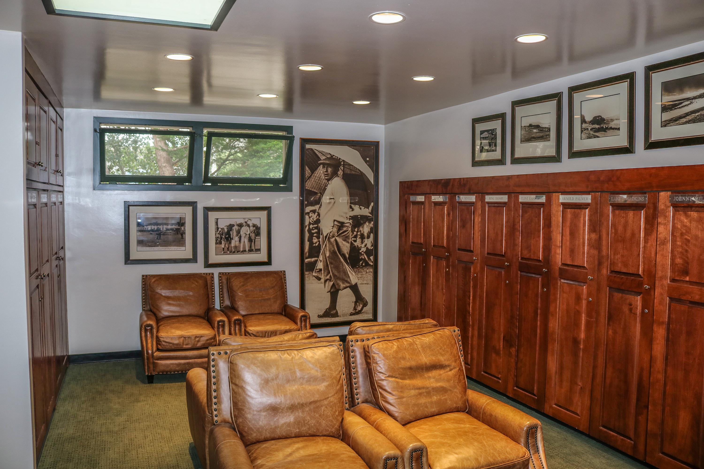 Pebble Beach Locker Room