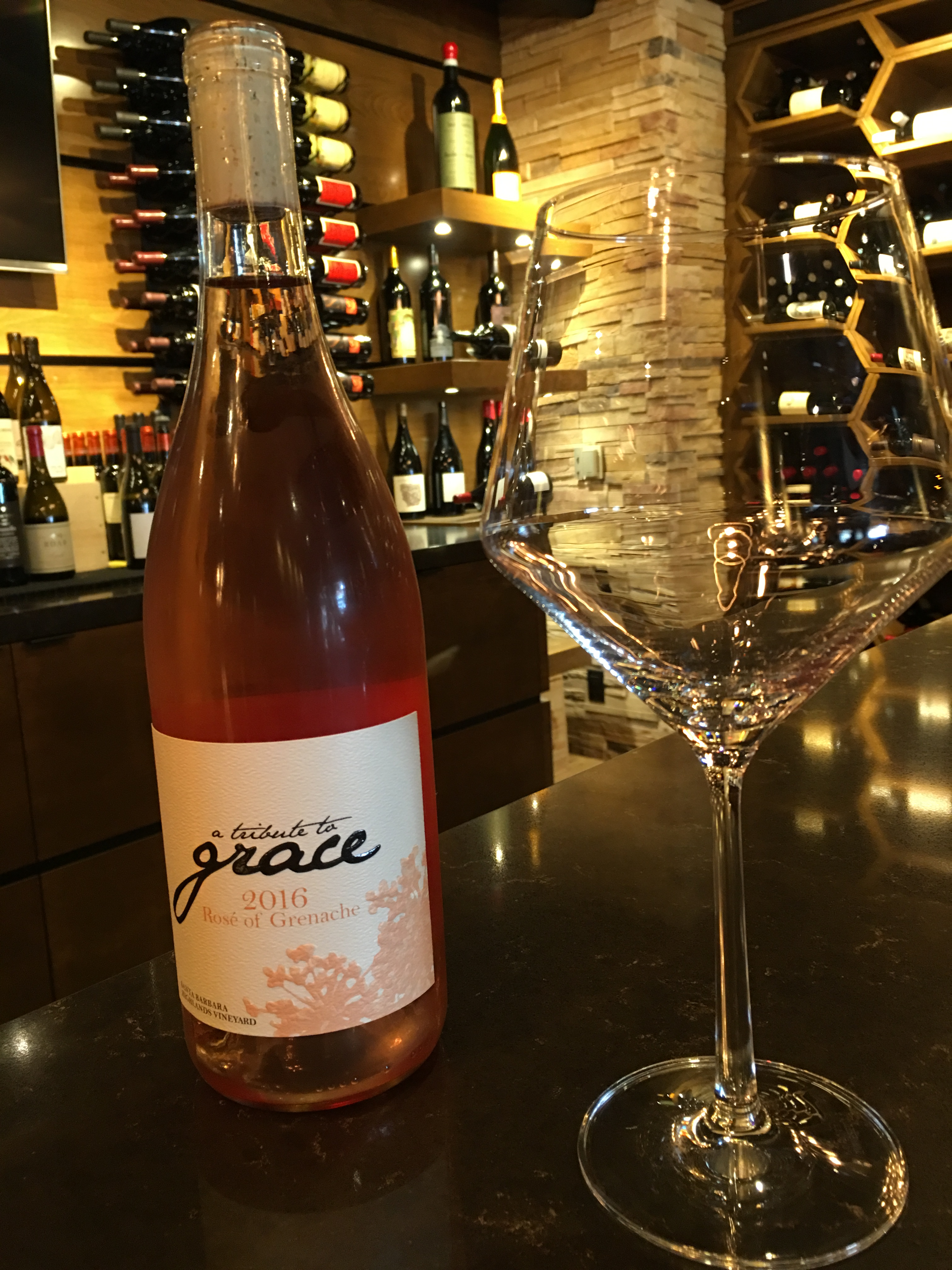Rose at Stave