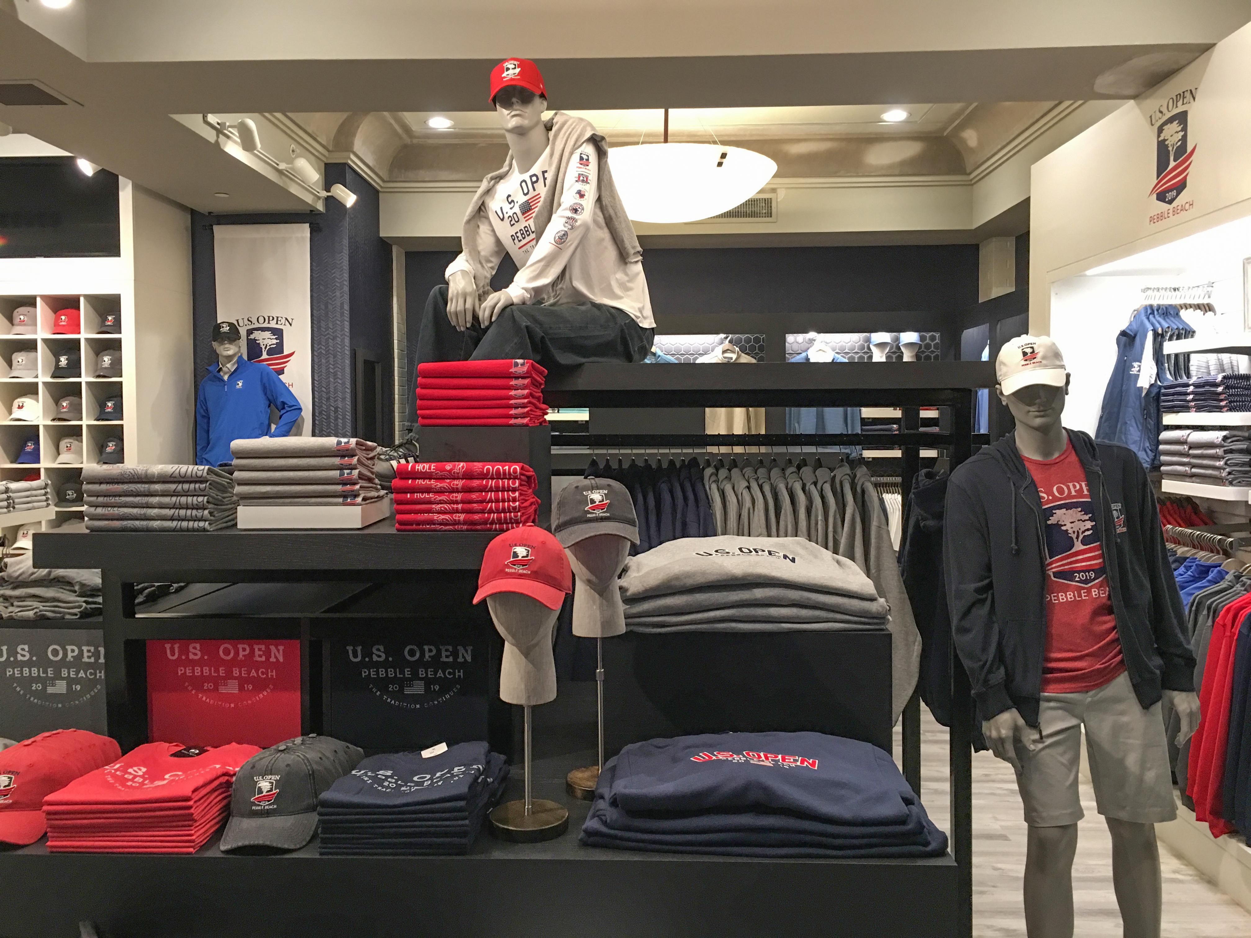U.S. Open apparel