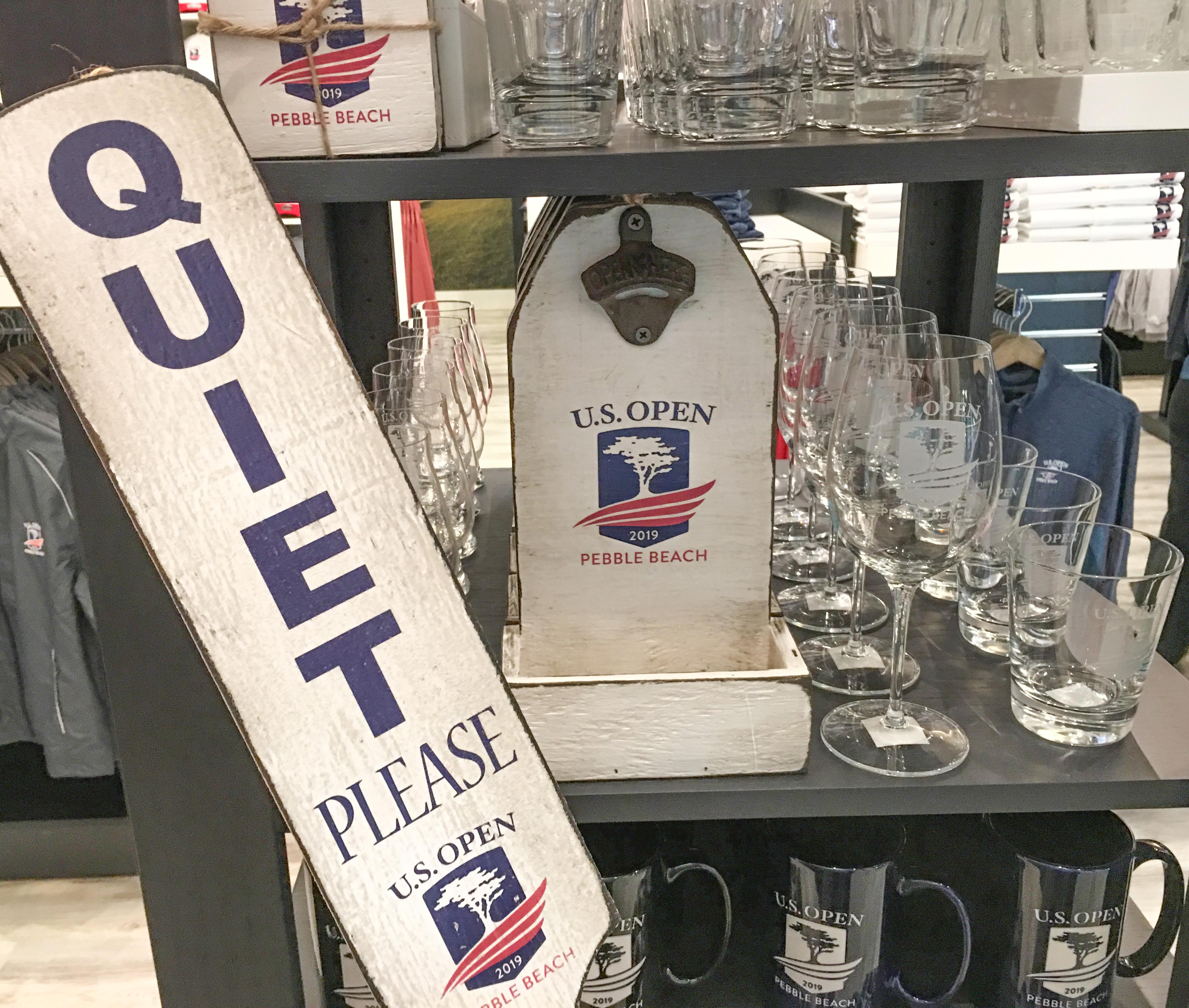 U.S. Open Shop Merchandise