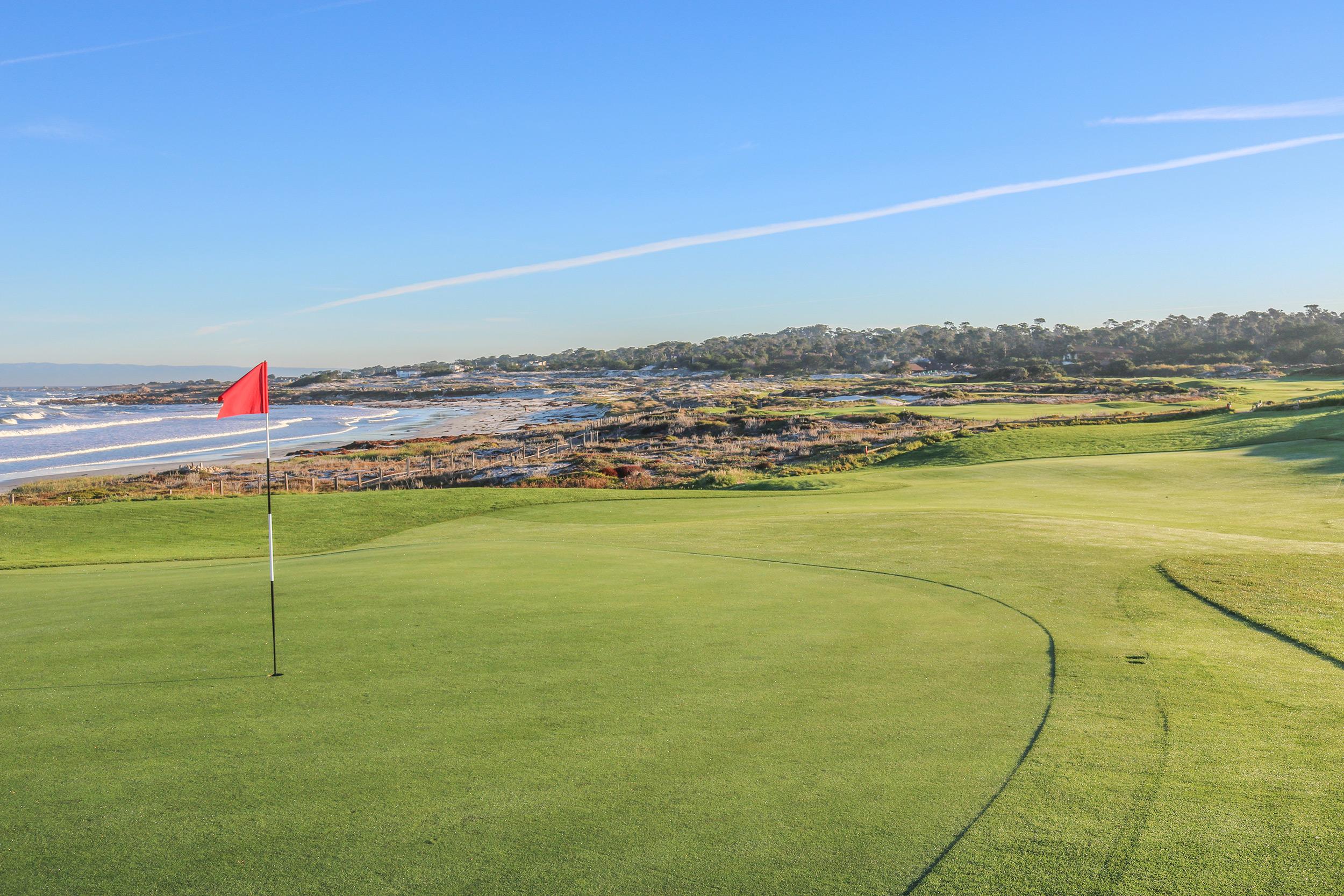 how pebble beach became golf u0026 39 s greatest zip code