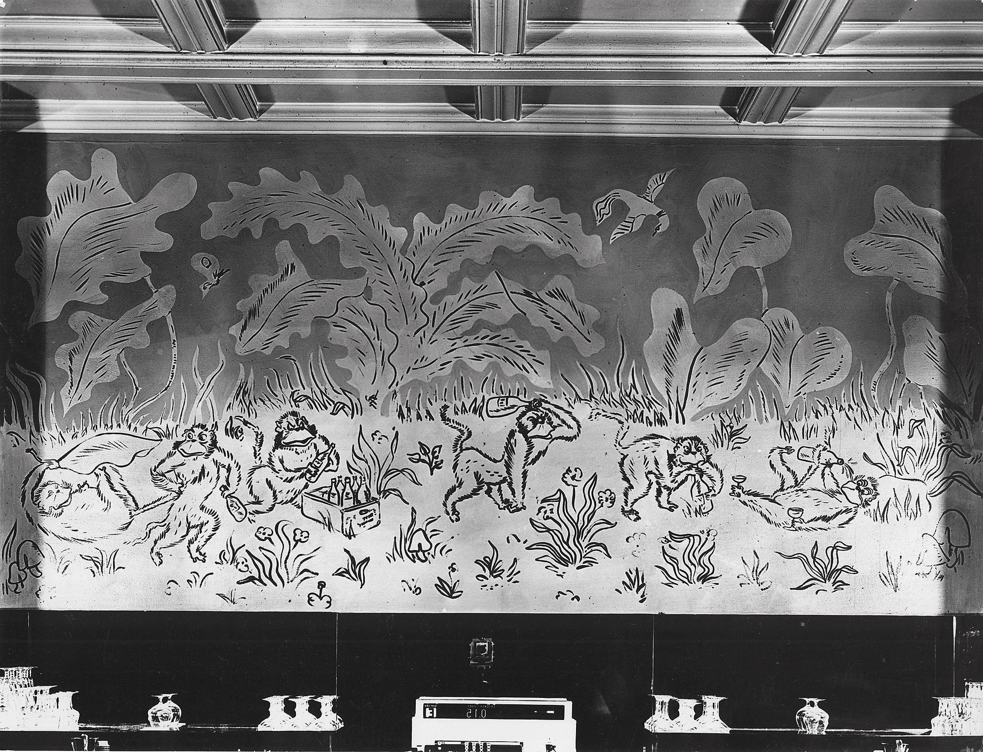 Monkeyshire Room