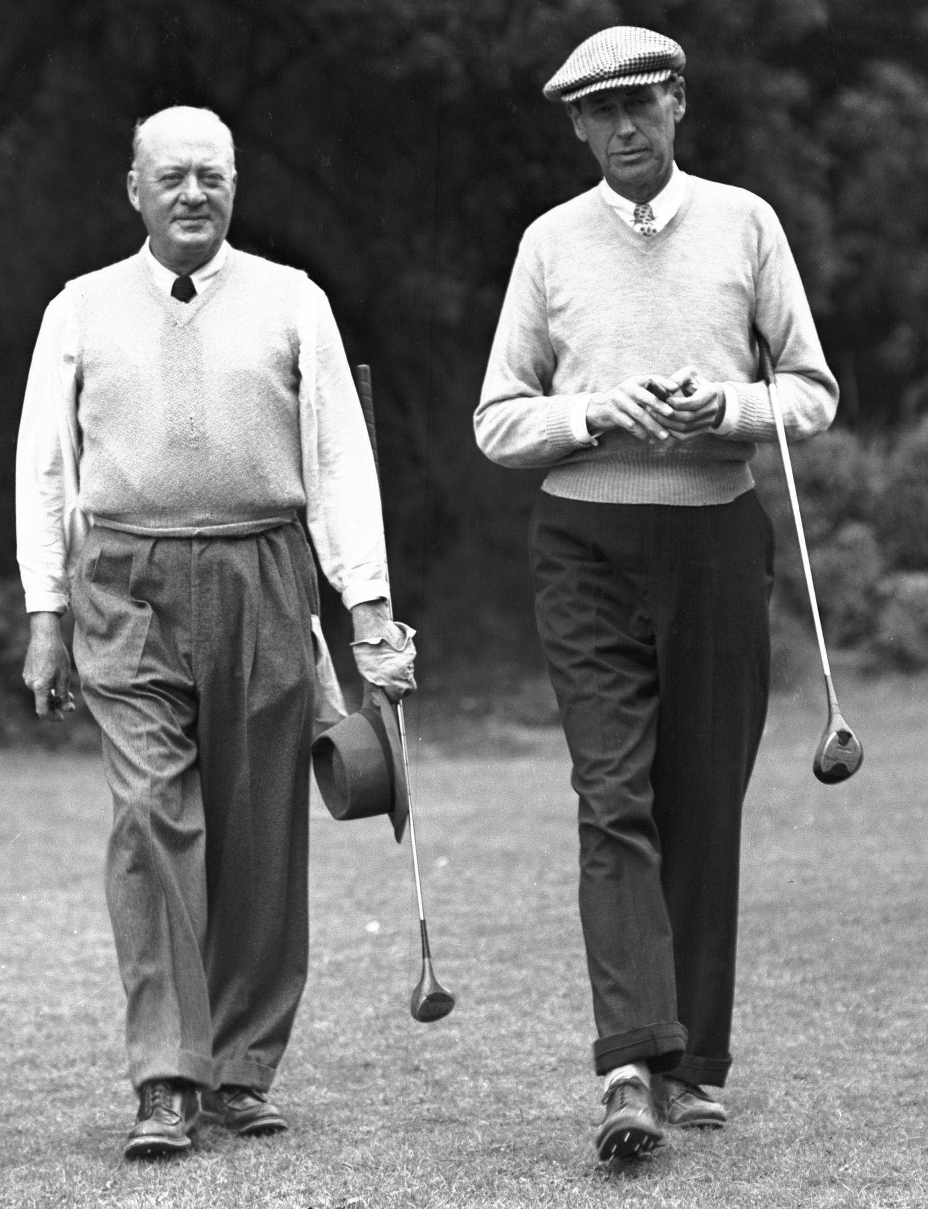 Jack Neville and Douglas Grant