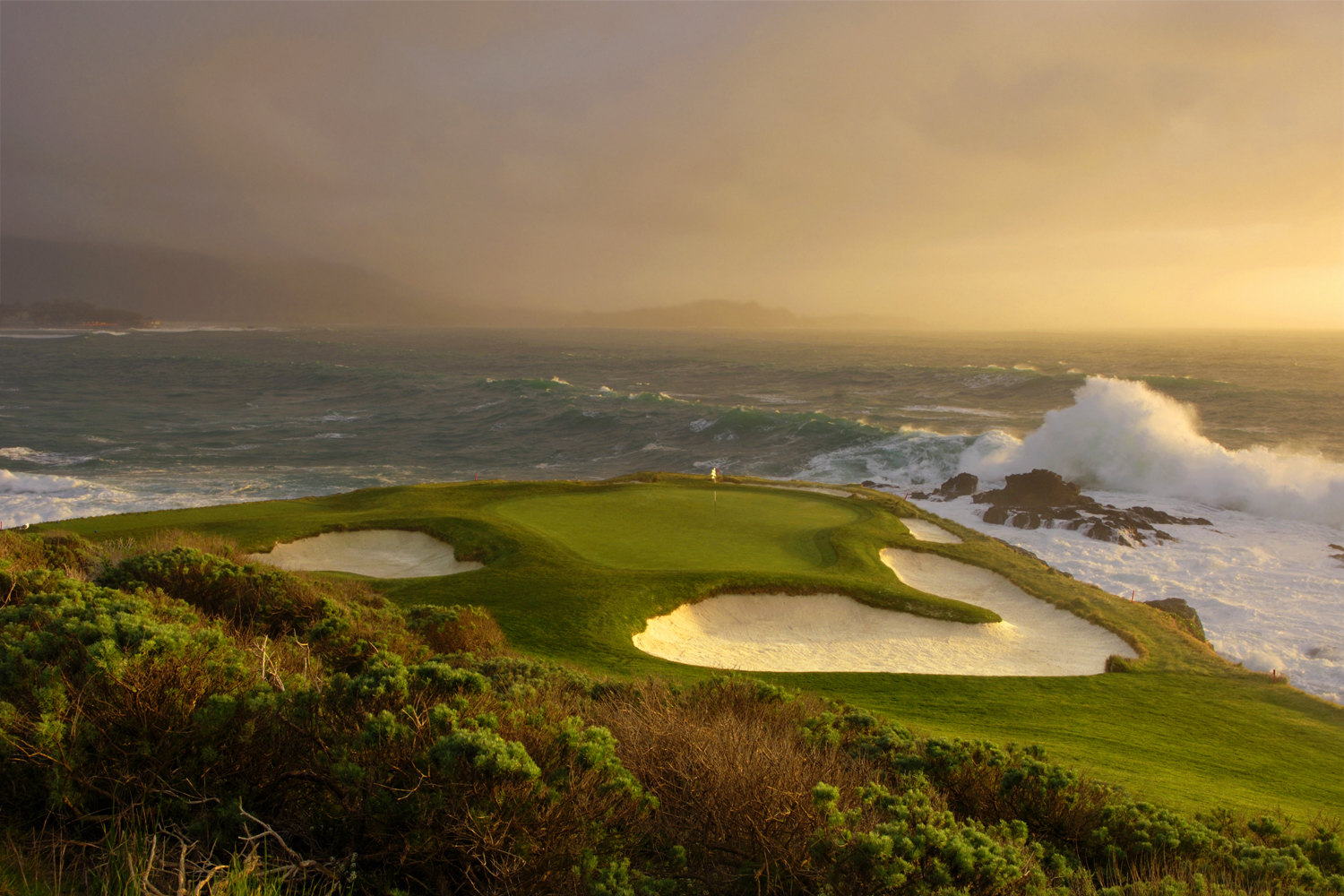 7th Pebble Beach - Dost