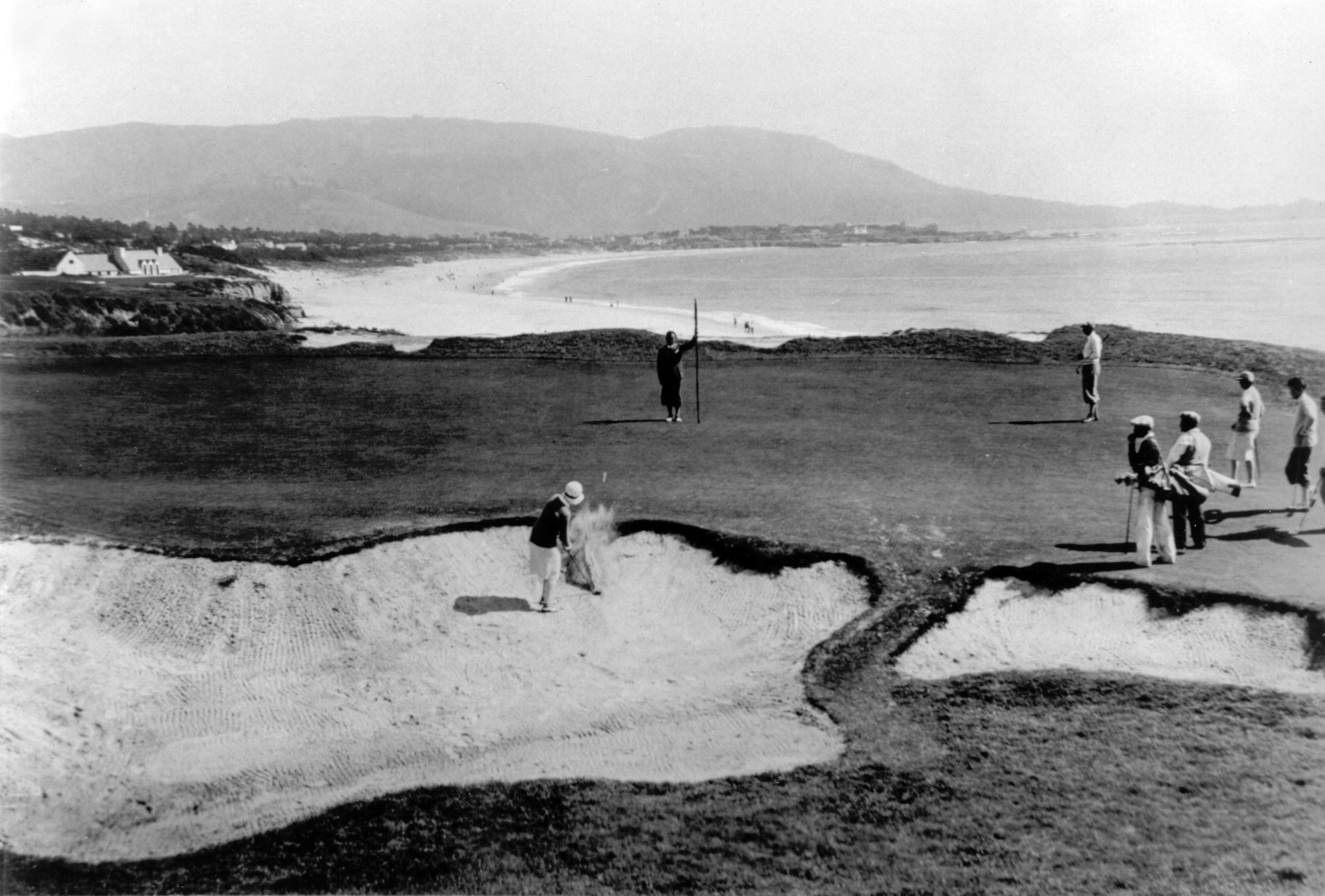1948 U.S. Women's Amateur at Pebble Beach