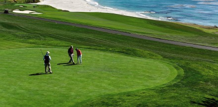 Watch the Pebble Beach Golf Experience Video