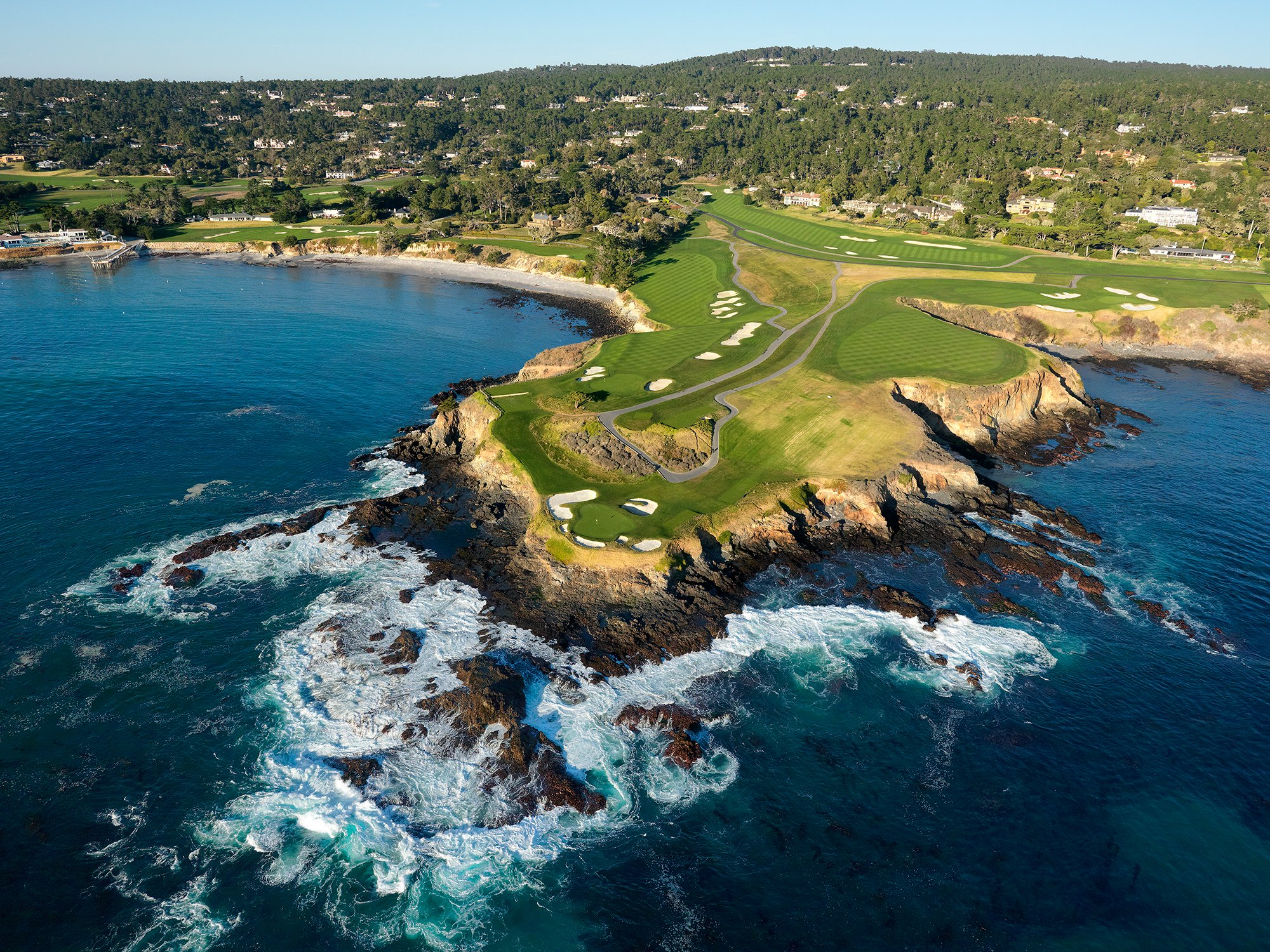 Every Major Golf Publication Agrees That Pebble Beach Is The No 1 Public Course In Country These Rankings Factor Categories Such As