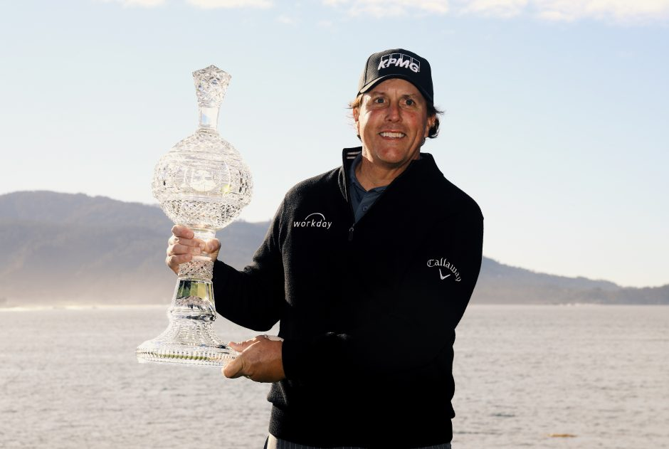 Phil Mickelson won the AT&T Pebble Beach Pro-Am in February. Could this be the year he breaks through at the U.S. Open?