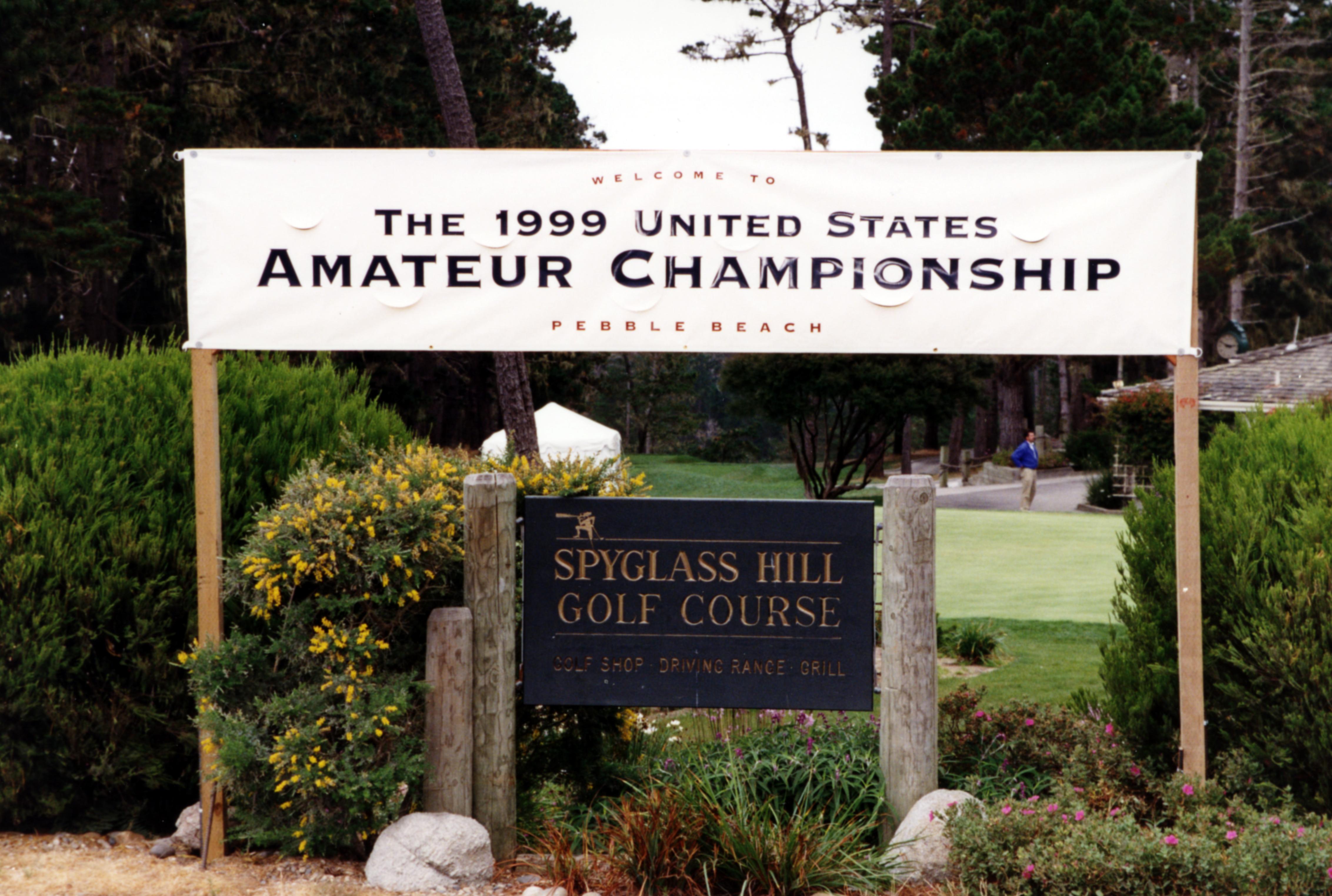 Spyglass Hill 1999 US Amateur