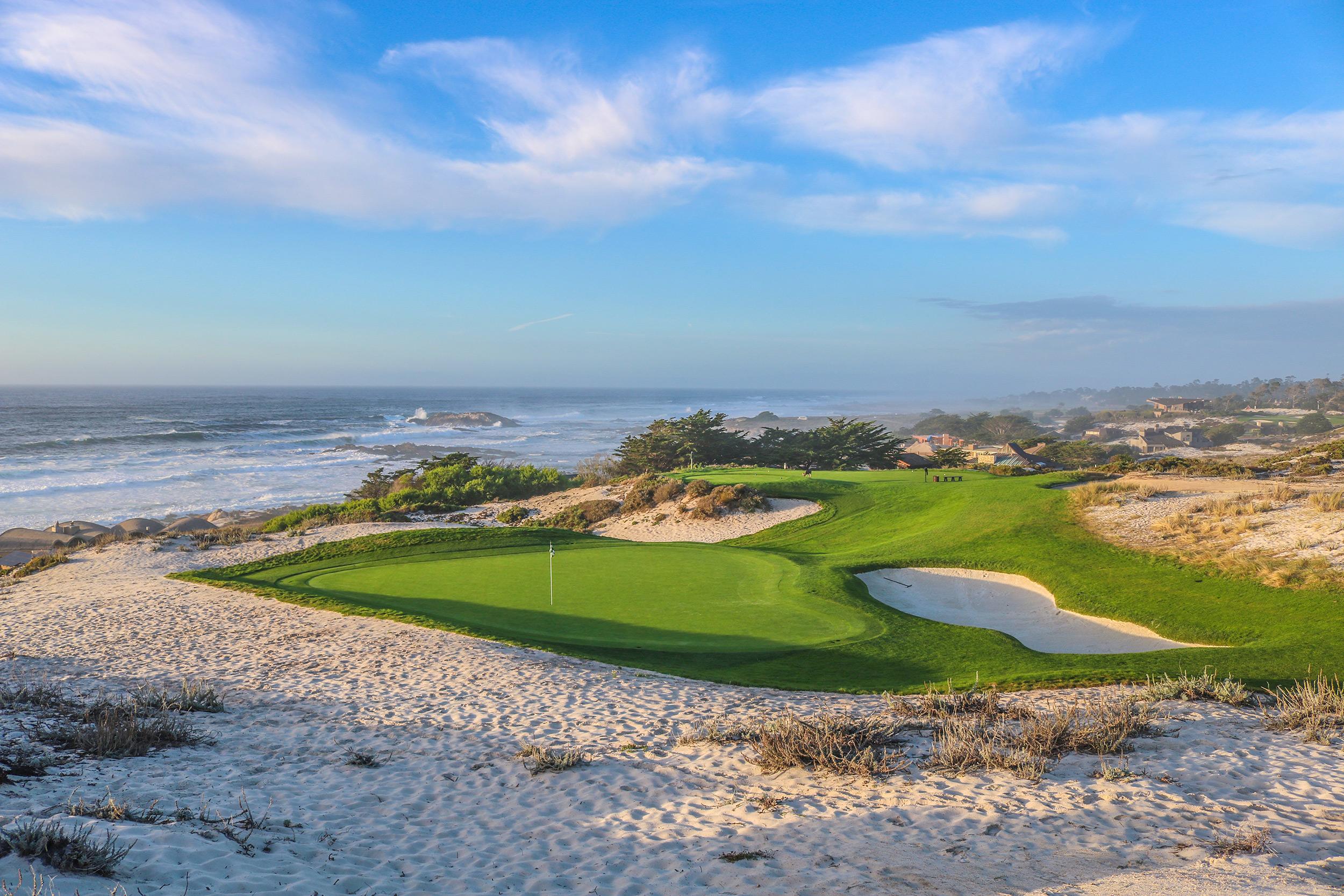 Spyglass Hill Golf Course