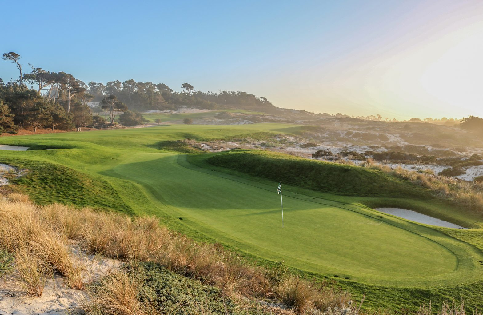 Boos Kitchen Islands Sale Peter Hay Hill How To Play The Wild 4th Hole At Spyglass Hill