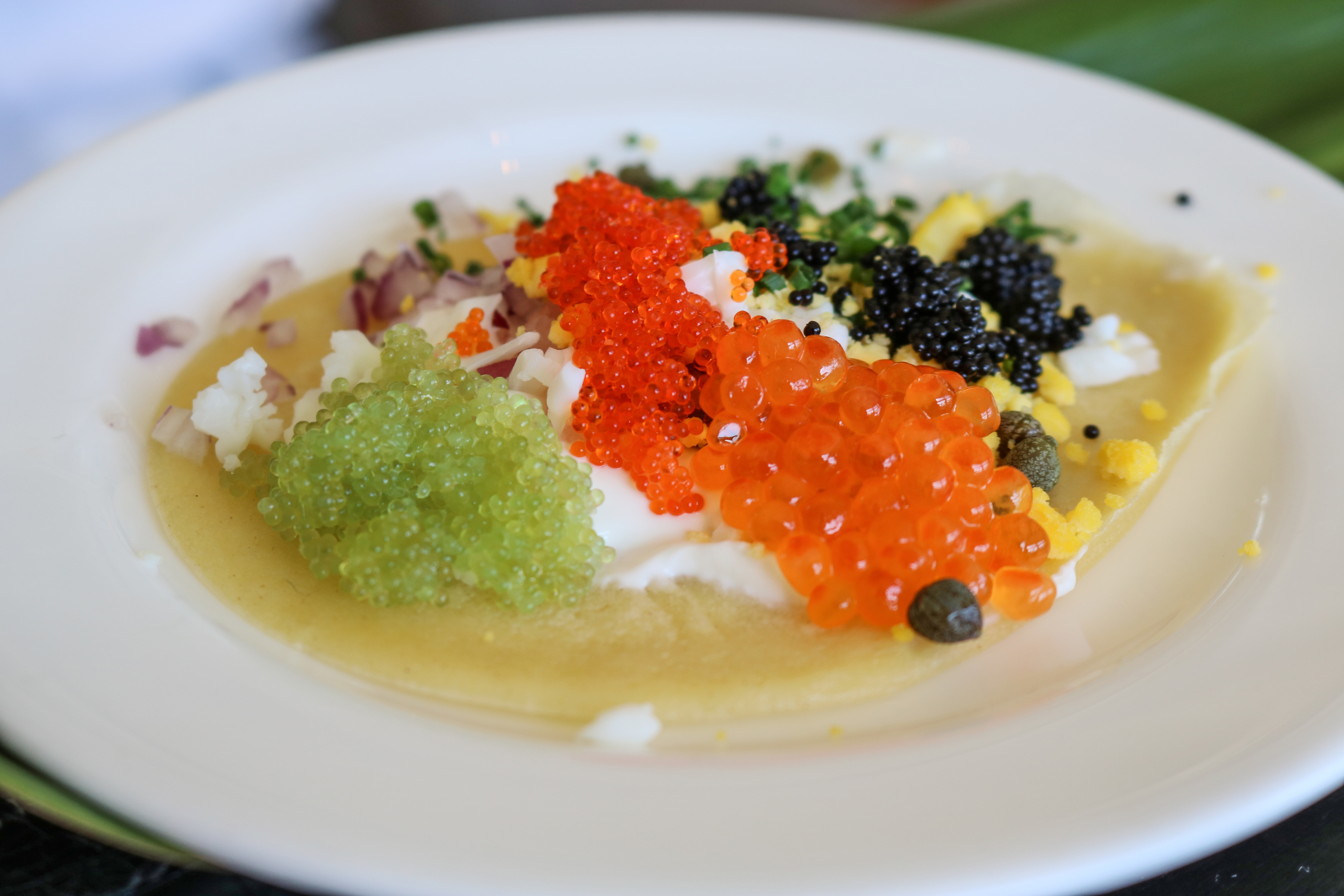 Caviar at Stillwater