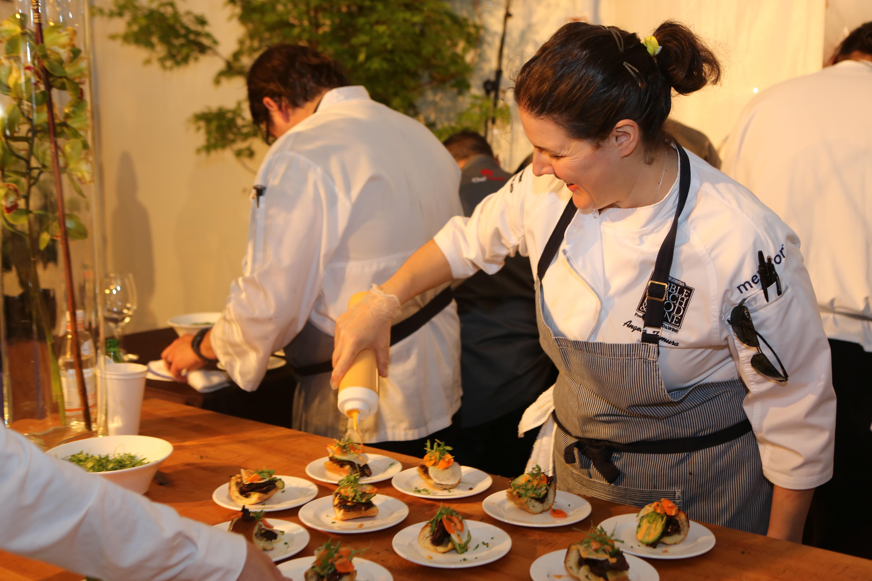 Chef Angela Tamura