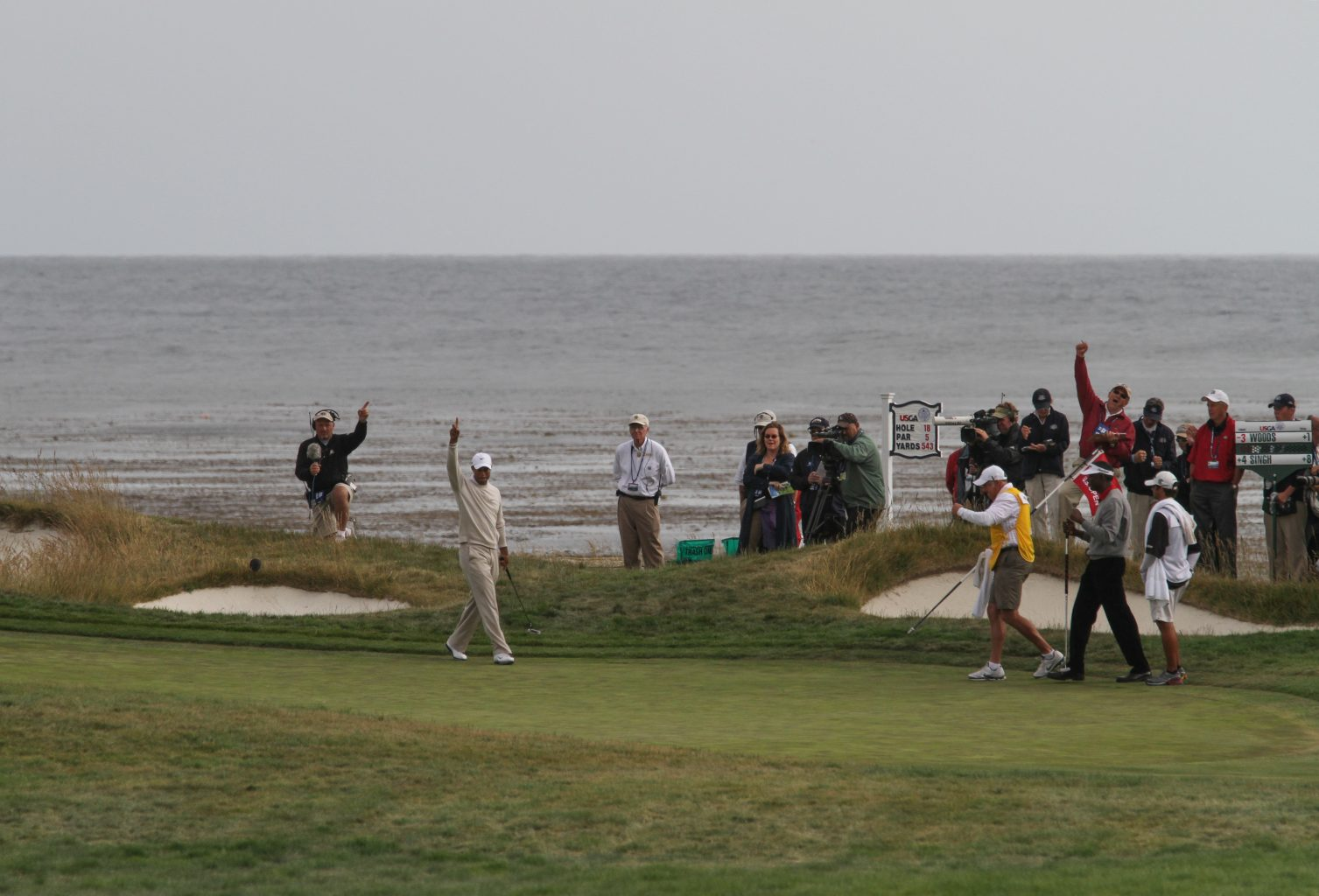 U.S. Open @ Pebble Beach Golf Links | Del Monte Forest | California | United States