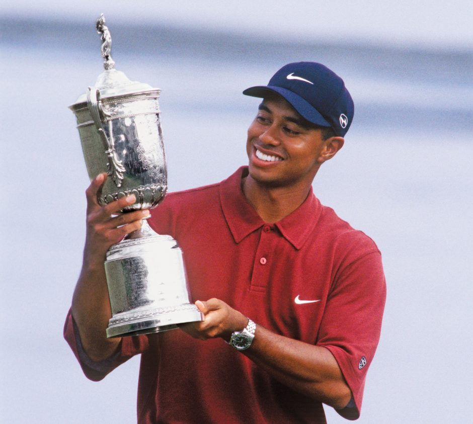 Tiger Woods has captured U.S. Opens at three public courses: Pebble Beach, Bethpage Black and Torrey Pines.