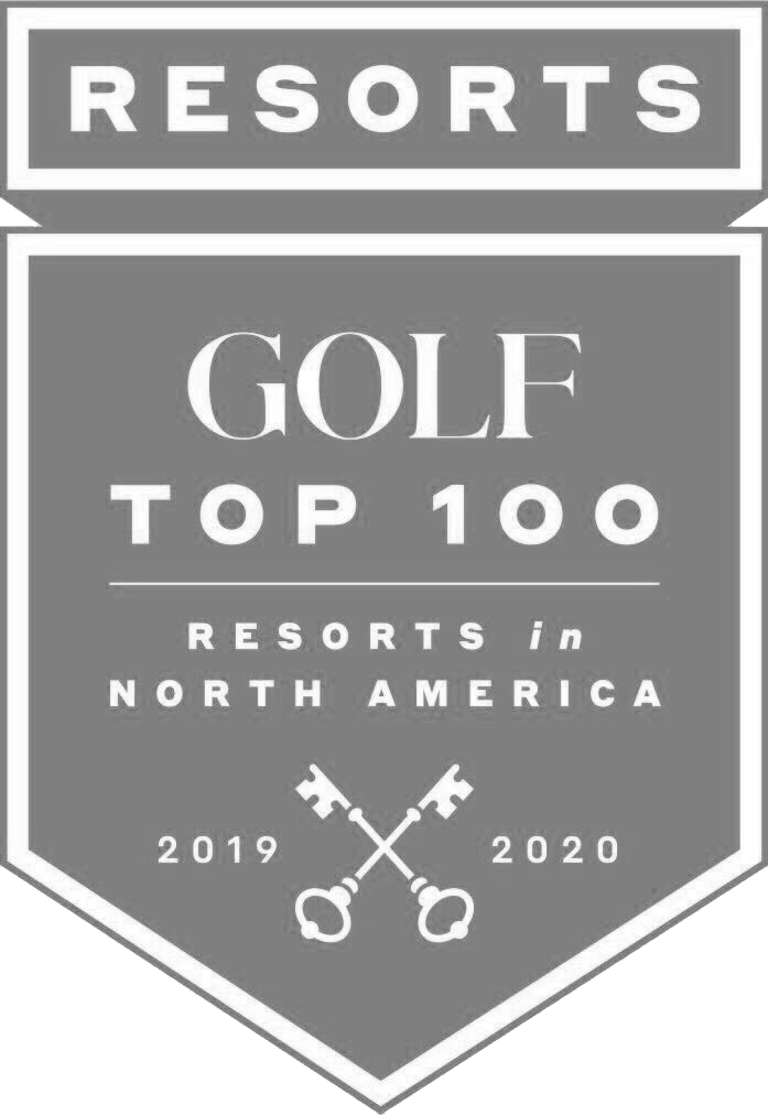 Golf Magazine Top 100 Golf Resorts in North America