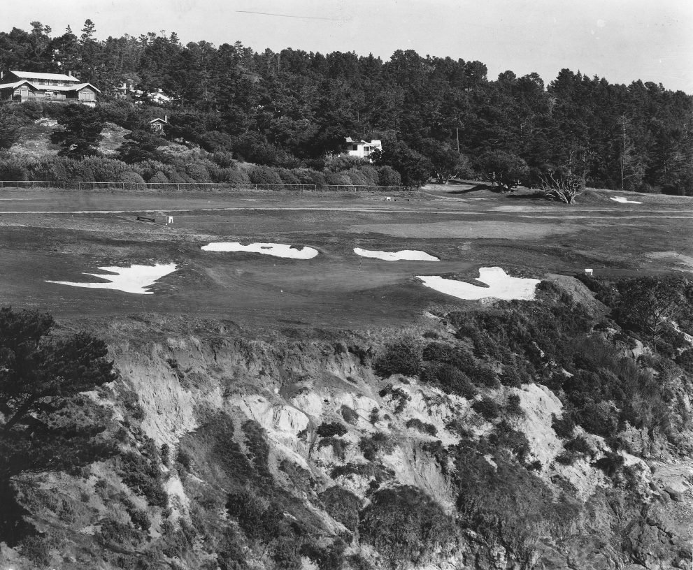 You Can Thank Alister Mackenzie Who Lent A Helping Hand To Pebble Beach Before Building