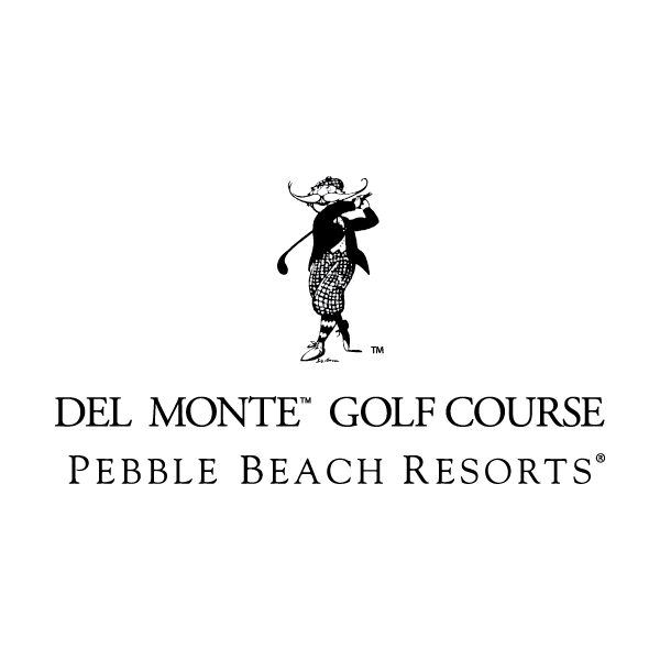 Del Monte Golf Course Logo