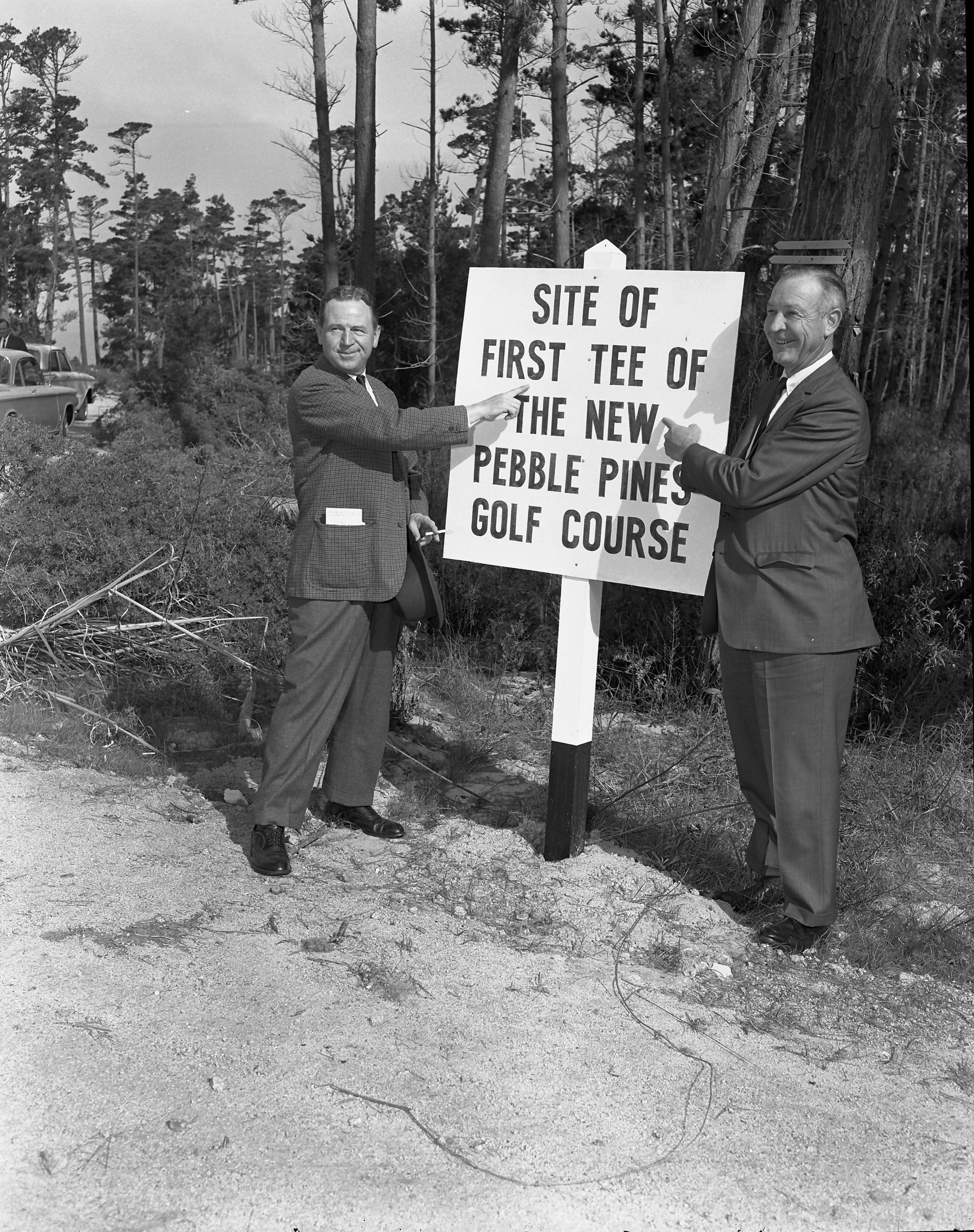 Pebble Pines