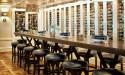 Bar table seating