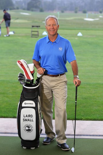 Laird Small - Director, Pebble Beach Golf Academy