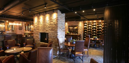 Stave Wine Cellar at Spanish Bay