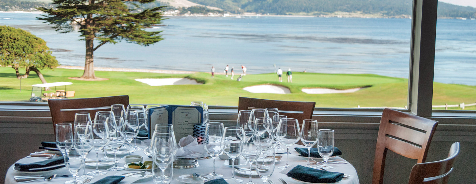 Pebble Beach Resorts Is Renowned For Fine Cuisine Prepared With Locally Grown Produce Sustainably Caught Seafood And Top Quality From The Monterey