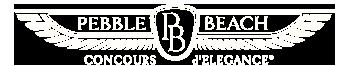 Pebble Beach Concours Logo.