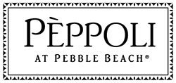 Peppoli Pebble Beach logo