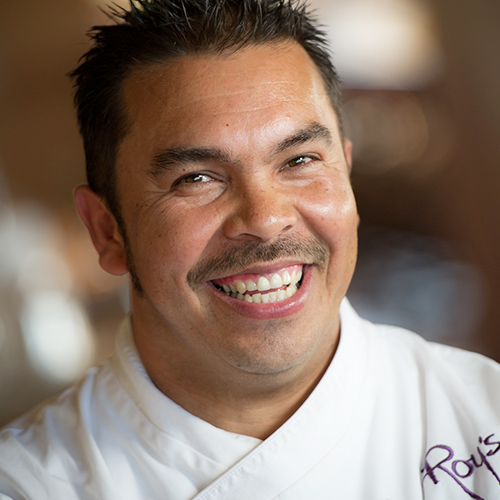 Pablo Mellin, Chef de Cuisine - Roy's at Pebble Beach, Pebble Beach Resorts